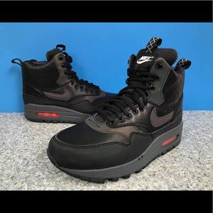 W Air Max 1 Mid SNKRBT RFLCT 807307 001